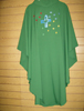 CLEARANCE-251298 GREEN CHASUBLE
