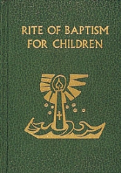 RITE OF BAPTISM #136/22 FOR CHILDREN