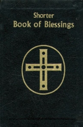 BOOK OF BLESSINGS - SHORTER -LEATHER