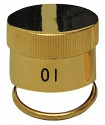 K31GR GOLD PLATED WITH RING