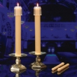 TABLE ALTAR 51% BEESWAX CANDLES - 1-1/2