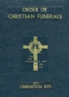 ORDER OF CHRISTIAN FUNERALS #350/13 - LEATHER BOOK